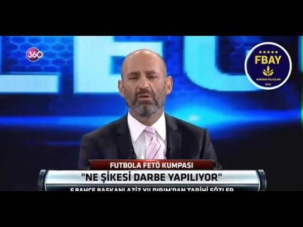 Serhat Ulueren Aziz Yıldırım ve Fenerbahçe Camiasından özür diledi!