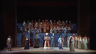 Aida de Verdi à l'Opéra Royal de Wallonie Liège