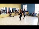 Son Cubano Workshop - Yoanis Meneses Olga Samoilova