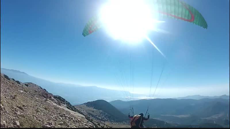 Amazing Air Games - Professional Paragliding by Ulas Atay