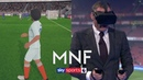 Jamie Carragher defends officials using virtual reality to view Azpilicueta's offside goal MNF