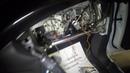Защита от угона Ford Kuga Пример разбора салона для скрытой установки