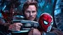 Avengers Vs Guardians Of The Galaxy - Fight Scene - Avengers Infinity War 2018