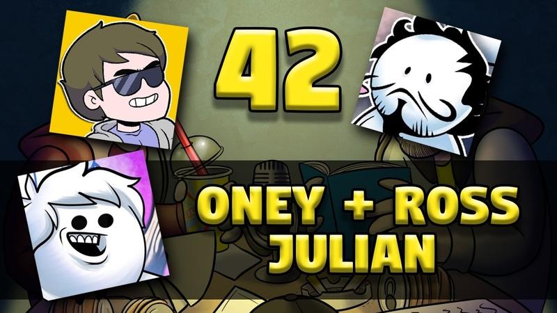 SuperMegaCast EP 42 The Pitch ft Oney Ross Julian смотреть онлайн без регистрации
