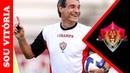 Vitória x São Paulo: Carpegiani convoca 22 atletas para duelo contra o São Paulo
