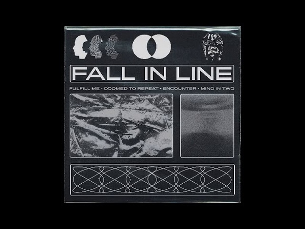 Fall In Line - ST EP [2018 Hardcore Punk]