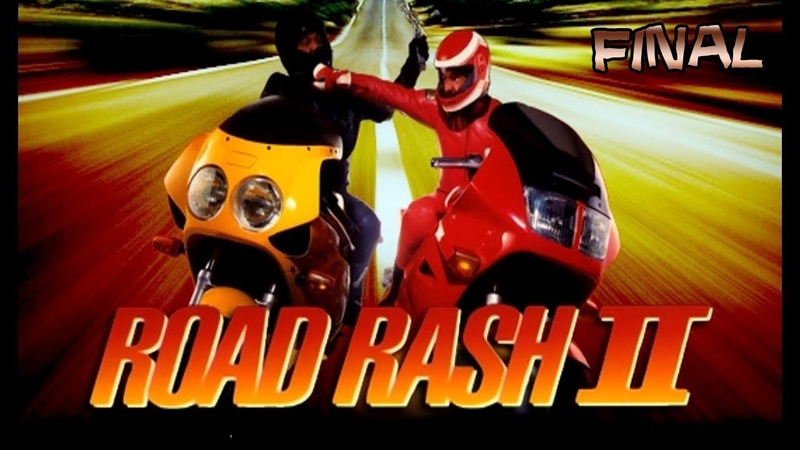 [TAS] Road Rash 2 - Final Part