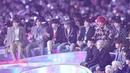 181201 BTS Reaction to MOMOLAND BBOOM BBOOM 방탄소년단 모모랜드 뿜뿜 리액션 4K 직캠 by 비몽