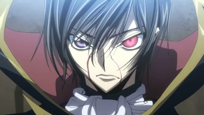God geass 1 сезон (часть3)