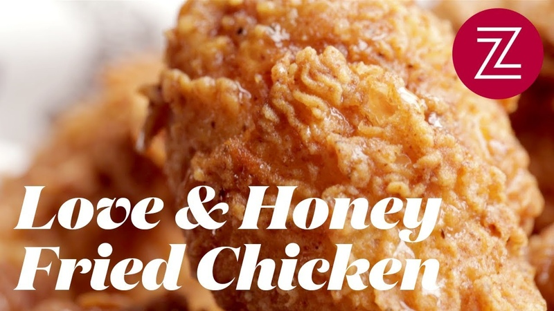 This Honey Fried Chicken is Now Philadelphia's Most Popular Bird