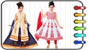 GIRLS Party Wear Dress INDIAN Designs Catalogue 2019 Baby Girls Lehenga Designs images amazon online