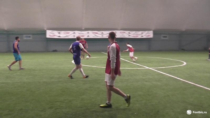 Видеообзор 10 09 2018 Метро Марьина Роща Любительский футбол