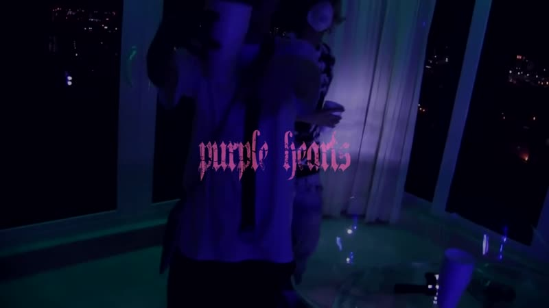 FREE | Purple Hearts - YUNG LEAN TYPE BEAT | prod. sketchmyname