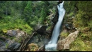 Поход на водопад Чарующий Море ягоды дикая тайга медведи