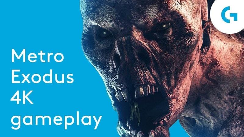 Metro Exodus 4K gameplay hands-on - Mutants, horror brand new area!