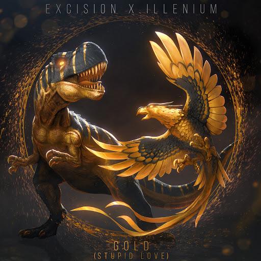 Excision альбом Gold (Stupid Love)