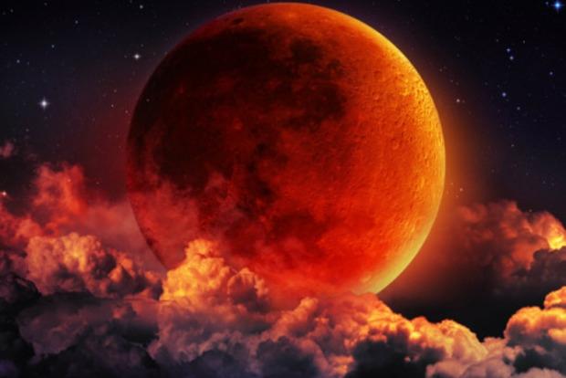 Лунное затмение 27  июля 2018 г. 1BOC-KnpGVw