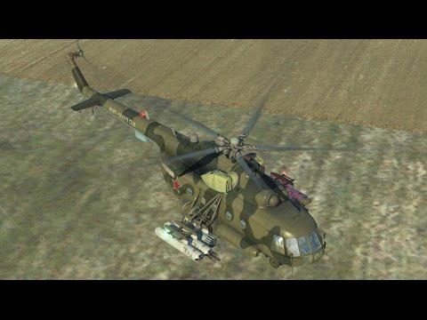 DCS World | Первый взгляд на Ми-8МТВ2