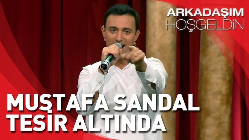 Arkadaşım Hoşgeldin | Tolga Çevik ve Mustafa Sandal | Tesir Altında