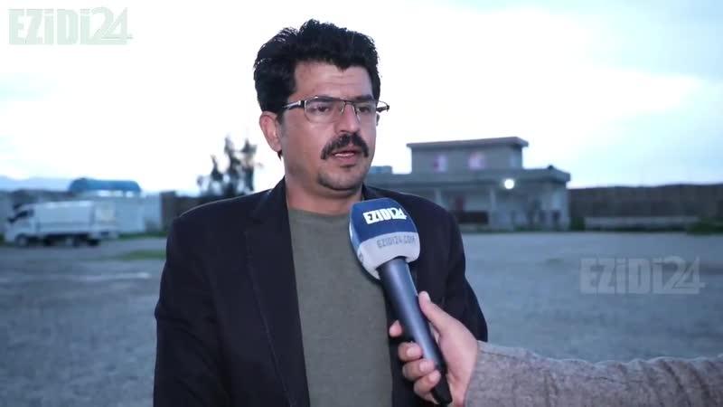 Шейх Зияд Абдулла глава езидов Сирии заявил, что 250 езидов спасены с начала операции в Багузе