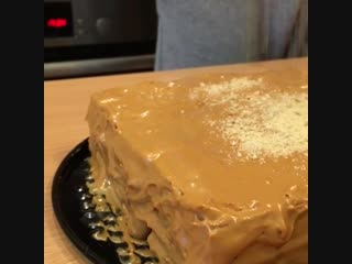 Торт из 4 ингредиентов