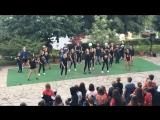 Танцевальный батл Вверх