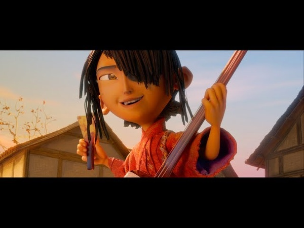 LAIKA Kubo and the Two Strings Trailer Don't Blink