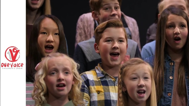 A Million Dreams (from The Greatest Showman Soundtrack) - Cover by One Voice Children's Choir