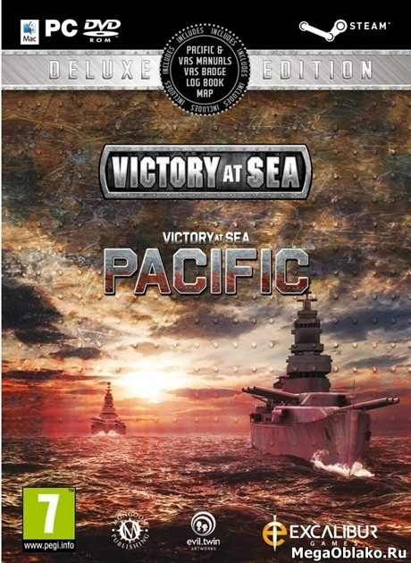 Victory At Sea Pacific (2018/RUS/ENG/MULTi6/RePack by xatab)