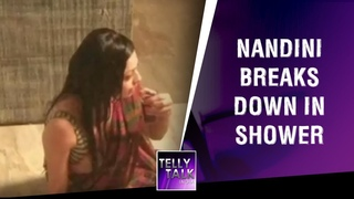 Nandini AKA Drashti Dhami Breaks Down In The Shower | New Drama In Silsila Badalte Rishton Ka