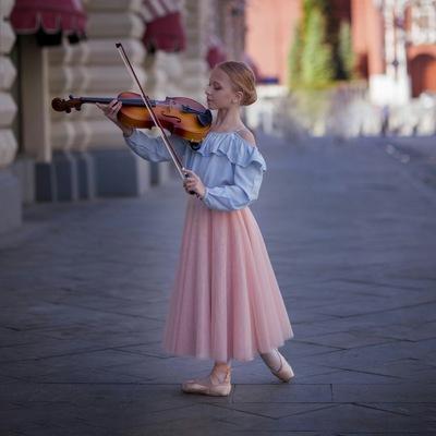 Алина Серебрякова