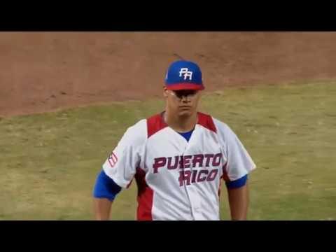Игры Центральной Америки и Карибского бассейна 2018. Бейсбол. Куба - Пуэрто-Рико