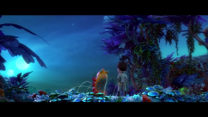 Мультфильм Тайна дикой планеты (2019) - Русский трейлер