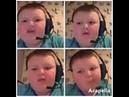 Жирный ребенок поет музон из топ игры mortal combat ремикс acapella