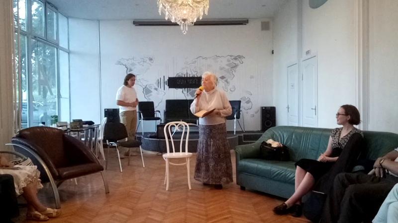 Татьяна Аленчикова - Сначала всё начну (музыка Алексея Егорова)