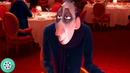 В ресторан приходит самый знаменитый и суровый ресторанный критик Антуан Эго Рататуий 2007 год