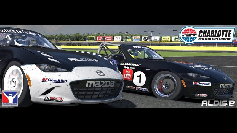 гонка с, 2018. gada 3. August ,iRacing, Sim-Lab Production Car Challenge, mazda MX5