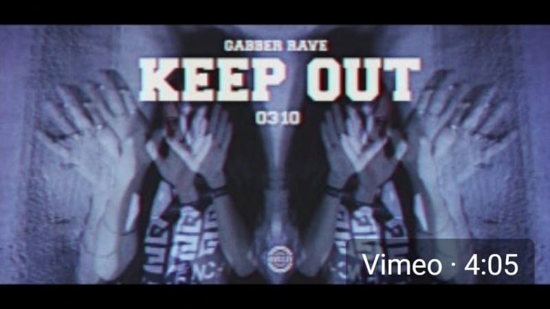 KEEP OUT 7 | 03|10 | GABBER RAVE