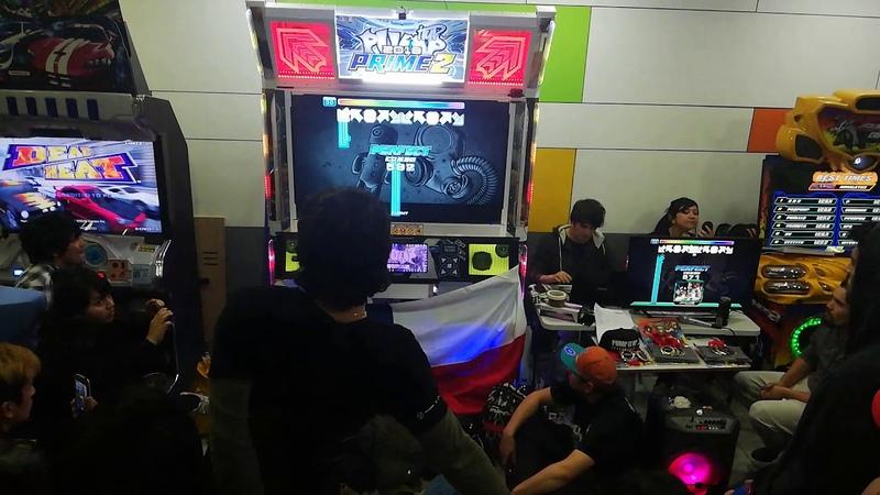 IPF 9th Chile -Franco- Annihilathor Method D24 (Final Round)
