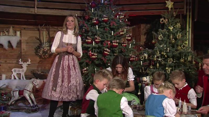"""Mei Wunsch an di - Uwe Schmidt """"Zauberhafte Weihnacht im Land der stillen Nacht"""" ORF/BR"""
