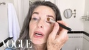 Watch This 1980s Supermodel's Spectacular Age-Defying Beauty Routine | Beauty Secrets | Vogue