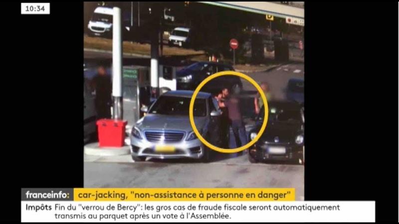 Dijon roué de coups dans une station service, personne nintervient - ZAPPING ACTU DU 20092018