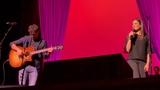 Shallow - Lea Michele &amp Darren Criss (LMDC 2018 Tour - San Jose, CA)