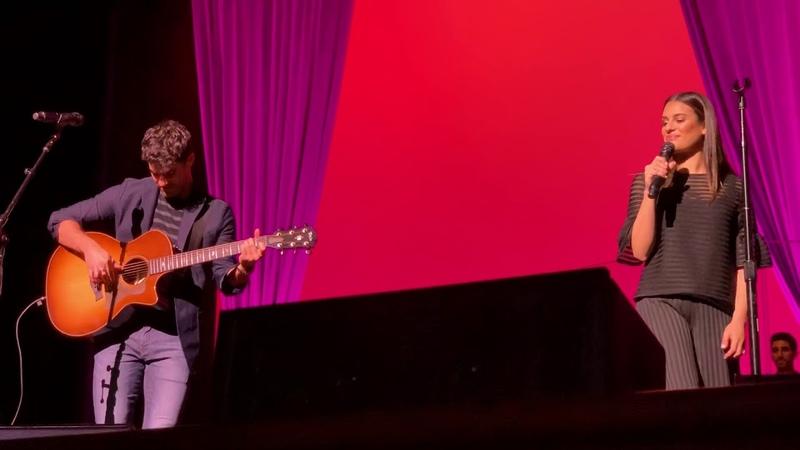 Shallow - Lea Michele Darren Criss (LMDC 2018 Tour - San Jose, CA)