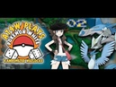 Pokémon White Randomized Nuzlocke 02 So I Guess EVERYONE Started With a Legendary Let s Play