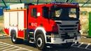 Мультик про Цветные Машинки. Пожарная Машина для детей, Мусоровоз и Автобус. Учим Цифры