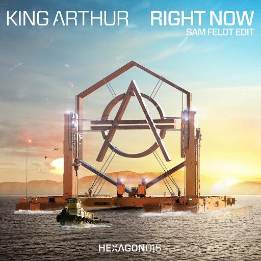 King Arthur альбом Right Now (Sam Feldt Edit)