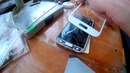Клеим стекло на UV glue, или ультрафиолетовый гель-клей. Samsung Galaxy S4 mini I9192.