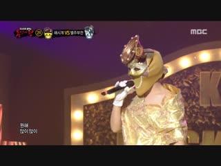 [Кавер] 181118 BTS - Blood, Sweat & Tears (джазовая версия) @ Лучший певец в маске