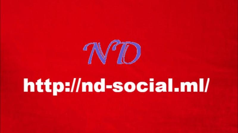 Промо-ролик ND-Social.ML